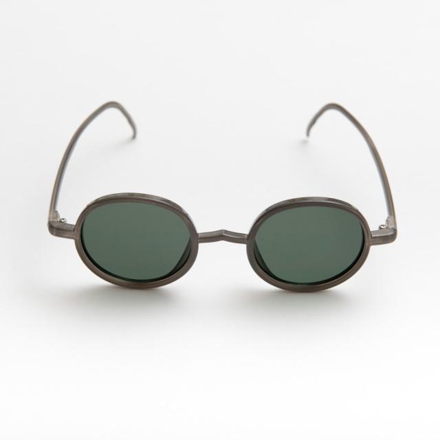 Ciqi Gordon STEEL Sunglasses  /  ゴードン スチール 【シキのサングラス】