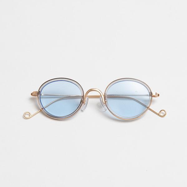 HERBIE Smoke light color sunglasses 《ハービー スモーク ライトカラーサングラス》