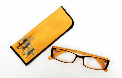 【値下げ!!!】JUJUBEE LOUGAN'S Art Manhattan /アート マンハッタン 【ジュジュビーの老眼鏡ブランド】
