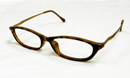 JUJUBEE LOUGAN'S Michel ANTIQUE BROWN/ミシェル アンティークブラウン 【ジュジュビーの老眼鏡ブランド】