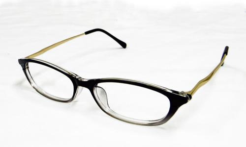 JUJUBEE LOUGAN'S Michel CLEAR BLACK/ミシェル クリアブラック 【ジュジュビーの老眼鏡ブランド】