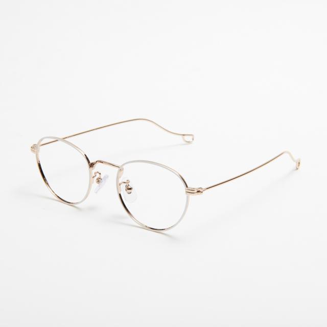 Ciqi Natalie WHITE / ナタリー ホワイト  【シキのPCめがね・PC老眼鏡】