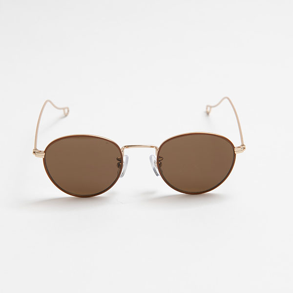 NATALIE Brown sunglasses 《ナタリー ブラウン サングラス》
