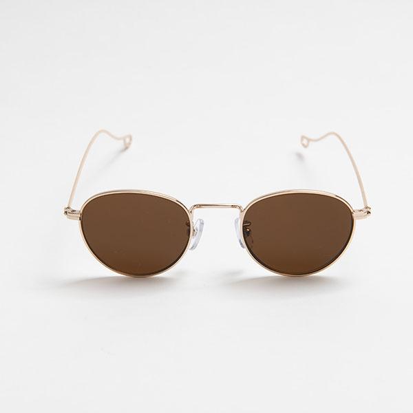 NATALIE Gold sunglasses 《ナタリー ゴールド サングラス》