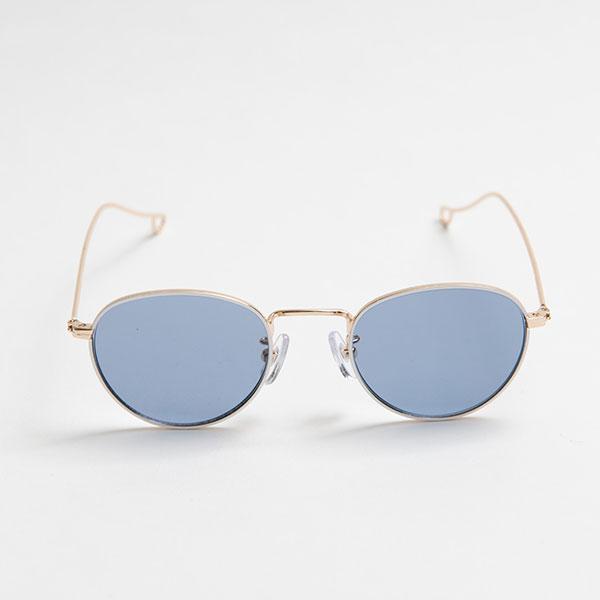 NATALIE White sunglasses 《ナタリー ホワイト サングラス》