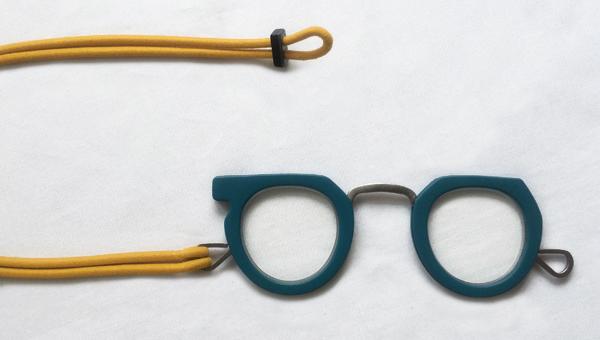 Ciqi Peep Glass Turquoise / シキ ピープグラス ターコイズ 【ローネット】【ルーペ】【アクセサリー】