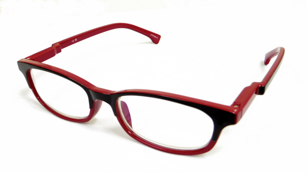 JUJUBEE Pete WINE /ピート ワイン【ジュジュビーのPCメガネ・PC老眼鏡】