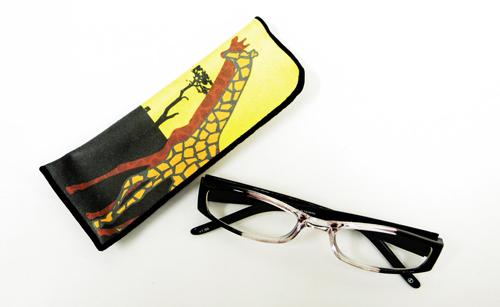 【値下げ!!!】JUJUBEE LOUGAN'S Art Safari /アート サファリ 【ジュジュビーの老眼鏡ブランド】