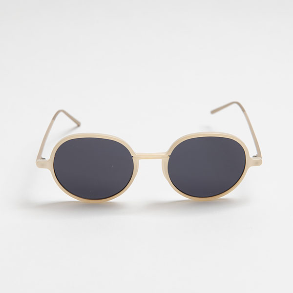 Ciqi Sam WHITE Sunglasses / サム ホワイト 【シキのサングラス】