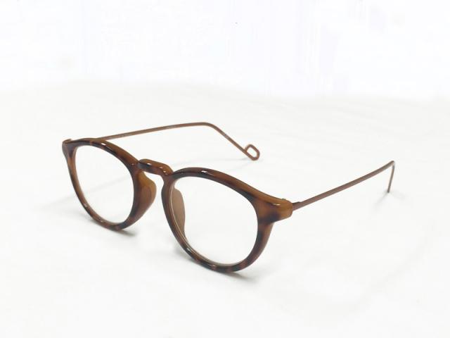 JUJUBEE Evans DEBBY BROWN / エヴァンス デビーブラウン  【ジュジュビーのPCメガネ・PC老眼鏡】