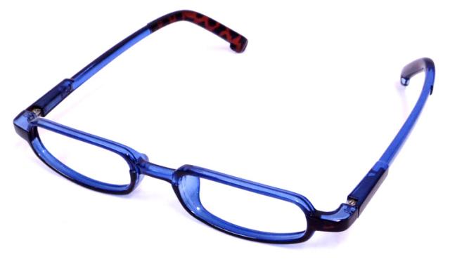 JUJUBEE LOUGAN'S Tomi BLUE / トミー ブルー 【JUJUBEEの老眼鏡ブランド】