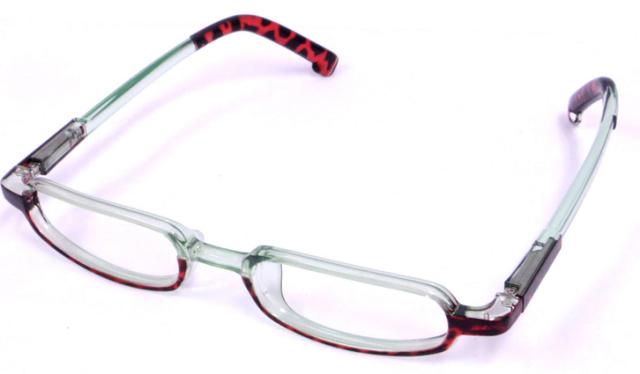 JUJUBEE LOUGAN'S Tomi GREEN / トミー グリーン 【JUJUBEEの老眼鏡ブランド】