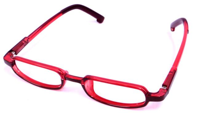 JUJUBEE LOUGAN'S Tomi RED / トミー レッド 【JUJUBEEの老眼鏡ブランド】
