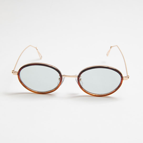 Ciqi Wes CLEAR BROWN Light Color Sunglasses / ウェス クリアブラウン  ライトカラー 【シキのサングラス】