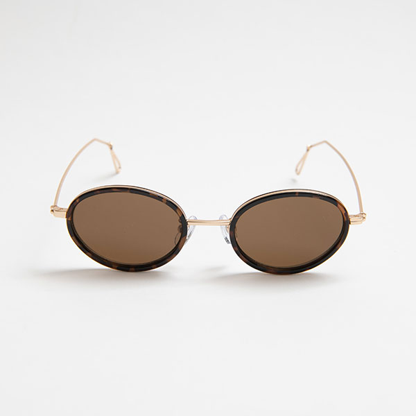Ciqi Wes DEMI BROWN Sunglasses / ウェス デミブラウン 【シキのサングラス】