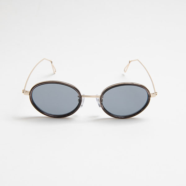 Ciqi Wes GREY Sunglasses / ウェス グレー 【シキのサングラス】
