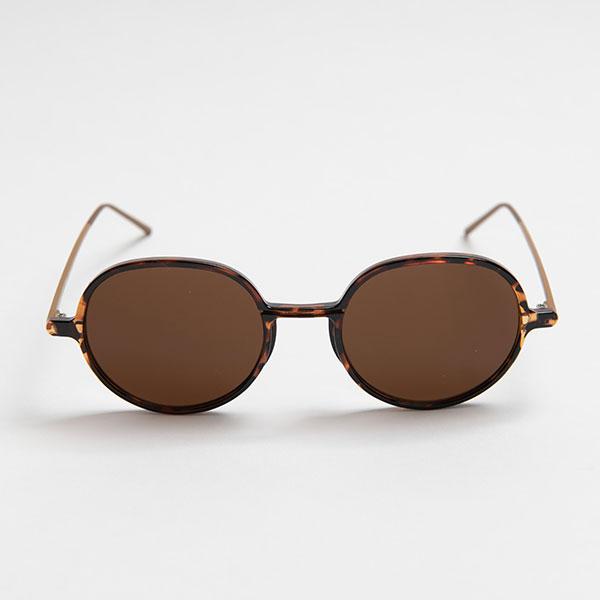 Ciqi Sam DEMI BROWN Sunglasses / サム ブラウン 【シキのサングラス】
