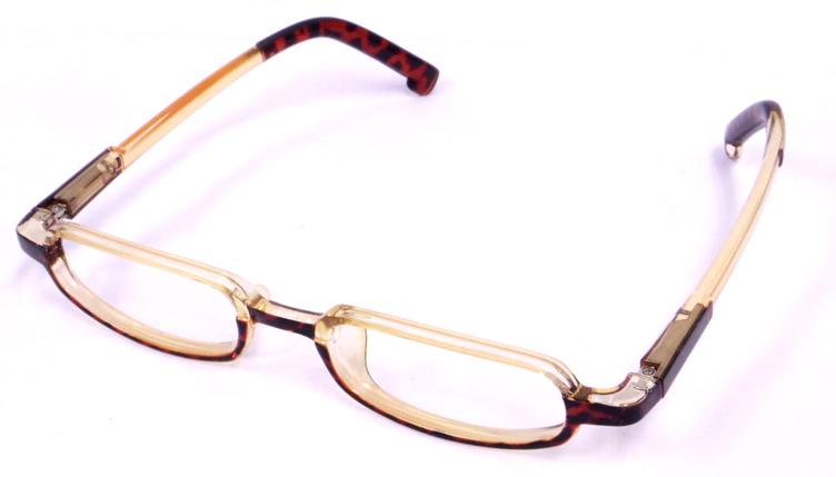 JUJUBEE LOUGAN'S Tomi YELLOW / トミー イエロー 【JUJUBEEの老眼鏡ブランド】