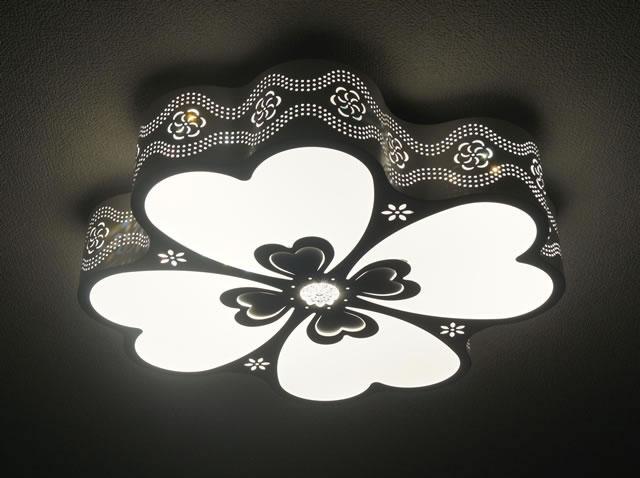 LEDシーリングライト DLKC015 調光調温 リモコン (インテリア照明 間接照明 ペンダントライト 天井照明 北欧)