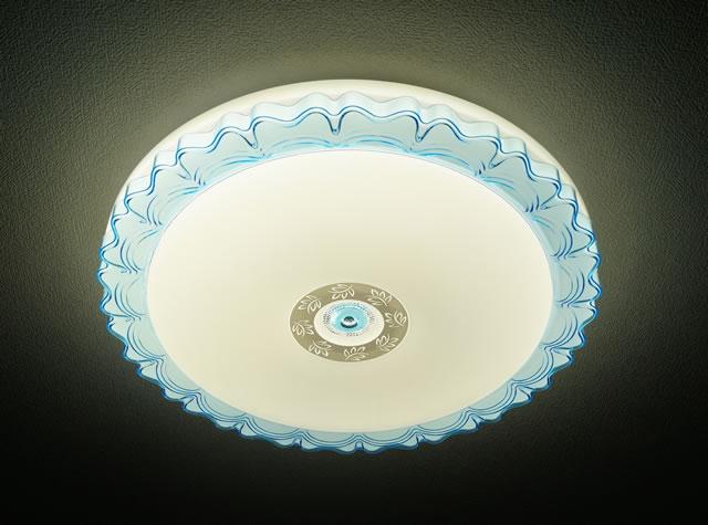 LEDシーリングライト JKC185 (インテリア照明 間接照明 ペンダントライト 天井照明 北欧)