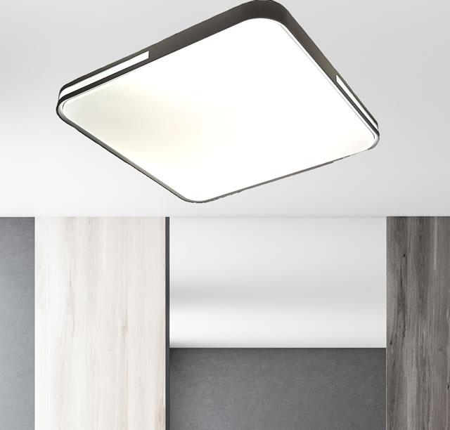 薄型LEDシーリングライト JMC012 (天井照明  インテリア照明 間接照明 ペンダントライト 北欧)