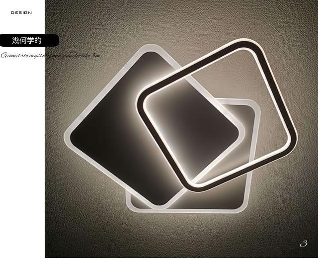 超薄LEDライン型シーリングライト JYC004 LED (天井照明  インテリア照明 間接照明 ペンダントライト 北欧)