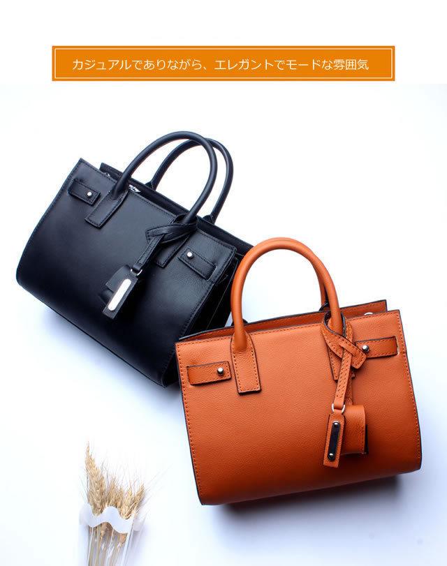 お洒落な高級バッグ - ファッション本革bag04