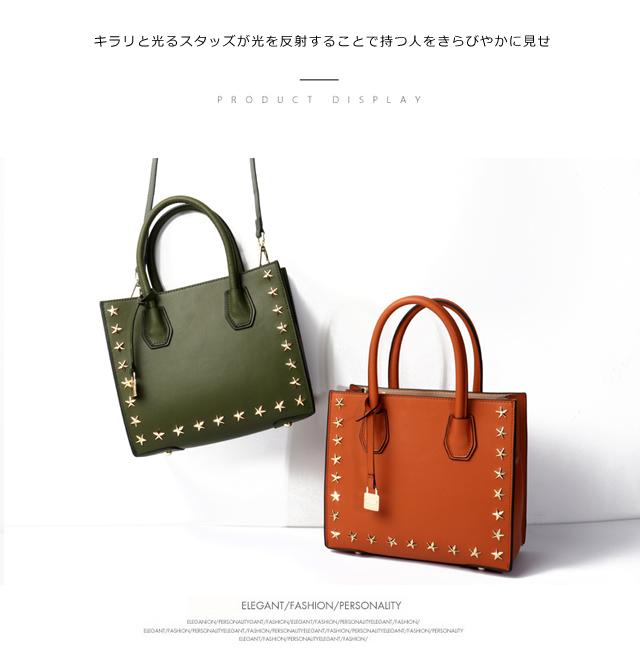 お洒落な高級バッグ - ファッション本革bag06