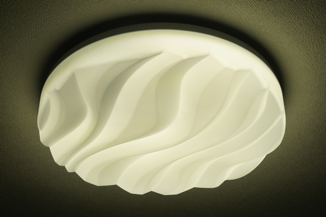 LEDシーリングライト JKC186 (インテリア照明 間接照明 ペンダントライト 天井照明 北欧)