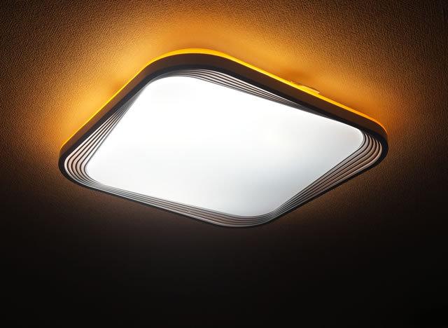 LEDシーリングライト JKC191 (インテリア照明 間接照明 ペンダントライト 天井照明 北欧)