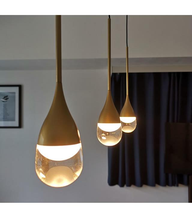 ペンダントライト JKP205 LED (インテリアライト  間接照明  天井照明 北欧)