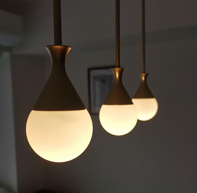 ペンダントライト JKP207 LED (インテリアライト  間接照明  天井照明 北欧)