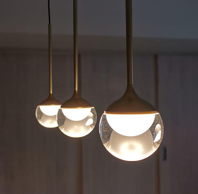 ペンダントライト JKP208 LED (インテリアライト  間接照明  天井照明 北欧)