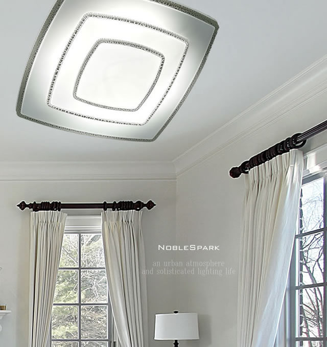 薄型LEDシーリングライト JMC001 (天井照明  インテリア照明 間接照明 ペンダントライト 北欧)