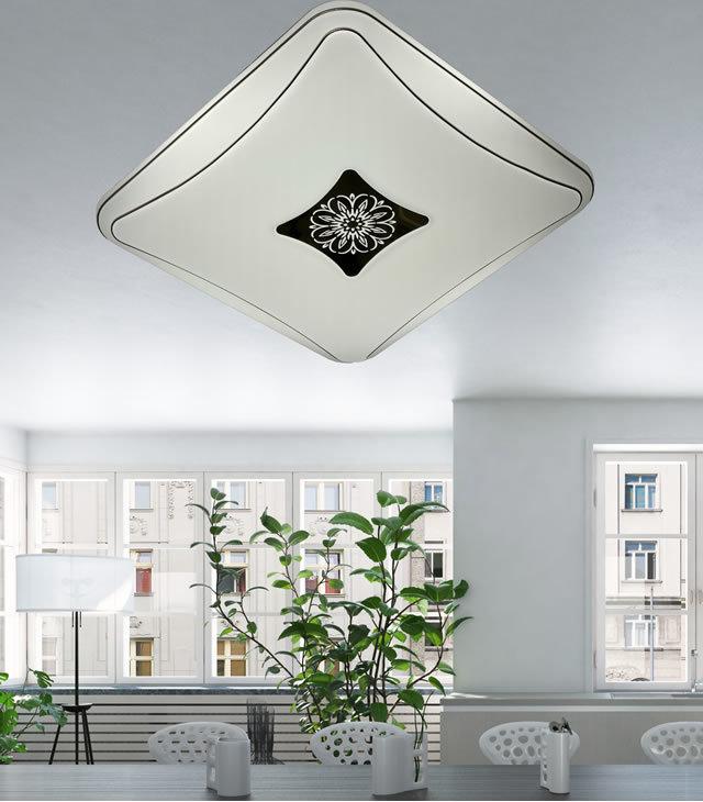 薄型LEDシーリングライト JMC004 (天井照明  インテリア照明 間接照明 ペンダントライト 北欧)