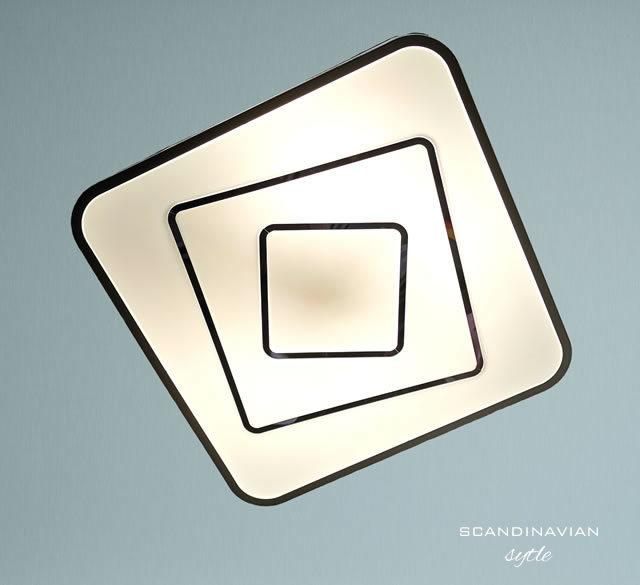 薄型LEDシーリングライト JMC011 (天井照明  インテリア照明 間接照明 ペンダントライト 北欧)