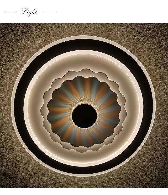超薄LEDライン型シーリングライト JYC003 LED (天井照明  インテリア照明 間接照明 ペンダントライト 北欧)
