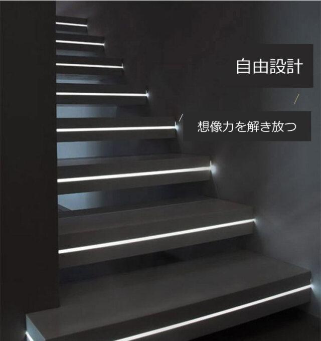 LEDライン型1 室外用防水 1メートル単価