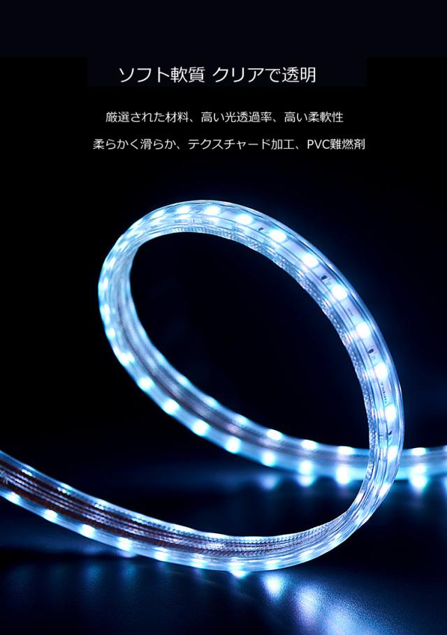 LEDテープライト1 室外用防水 1メートル単価