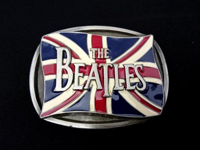 ヴィンテージバックル ビートルズ BEATLES