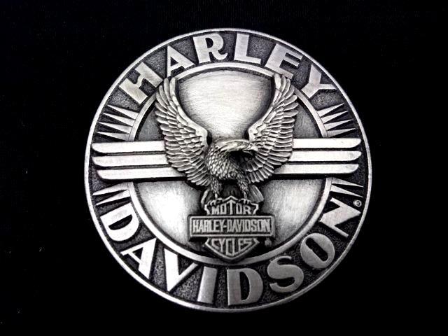 ヴィンテージバックル ハーレーダビッドソン HARLEY DAVIDSON  R-88