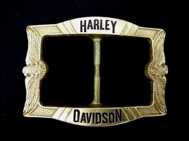 ヴィンテージバックル ハーレーダビッドソン HARLEY DAVIDSON  H202