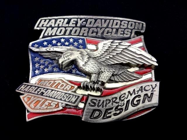 ヴィンテージバックル ハーレーダビッドソン HARLEY DAVIDSON  H-428