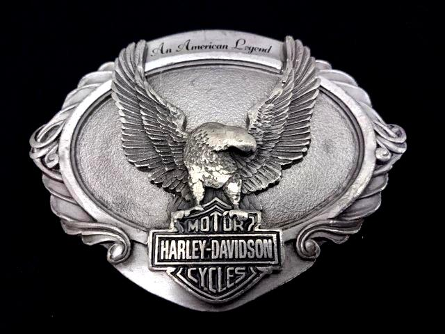 ヴィンテージバックル ハーレーダビッドソン HARLEY DAVIDSON  2000HD