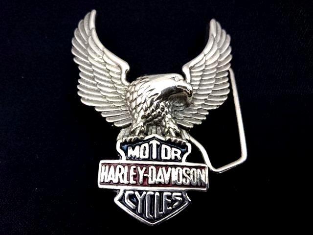 ヴィンテージバックル ハーレーダビッドソン HARLEY DAVIDSON  H502