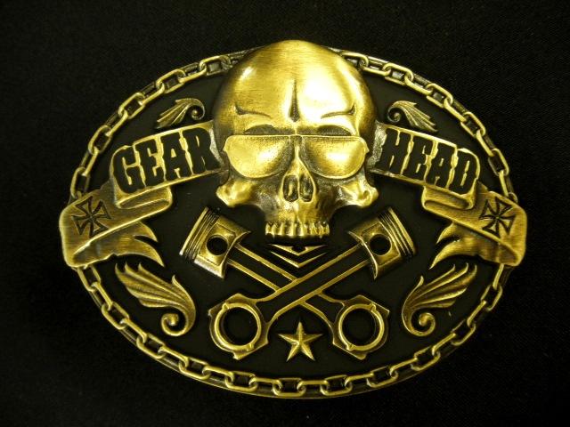 MONTANA BUCKLE   A493  GearHead