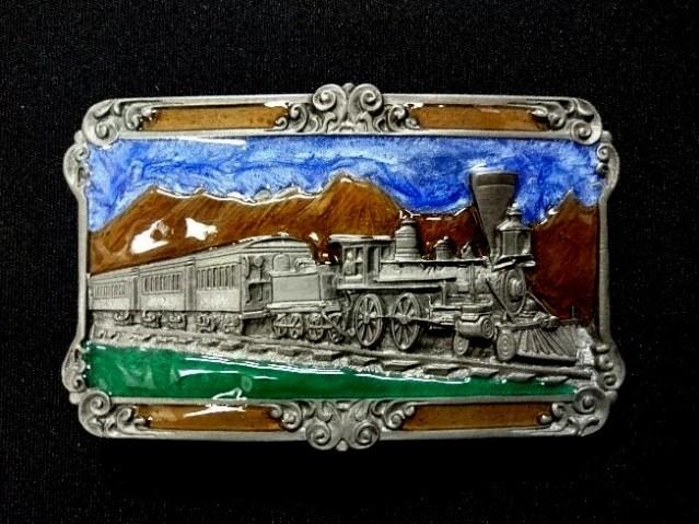 バックル SKA29E 蒸気機関車