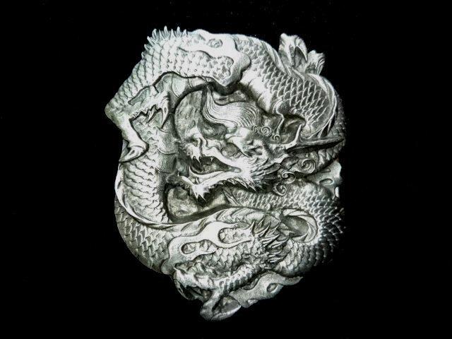 バックル SKL149  DRAGON ドラゴン