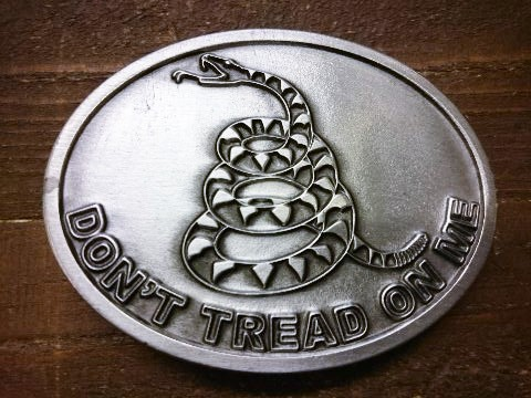 バックル SKTPB30EN  Rattlesnake