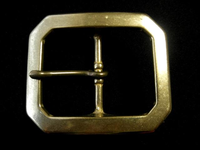 バックル 45mm 真鍮 ギャリソン   Y903B-45